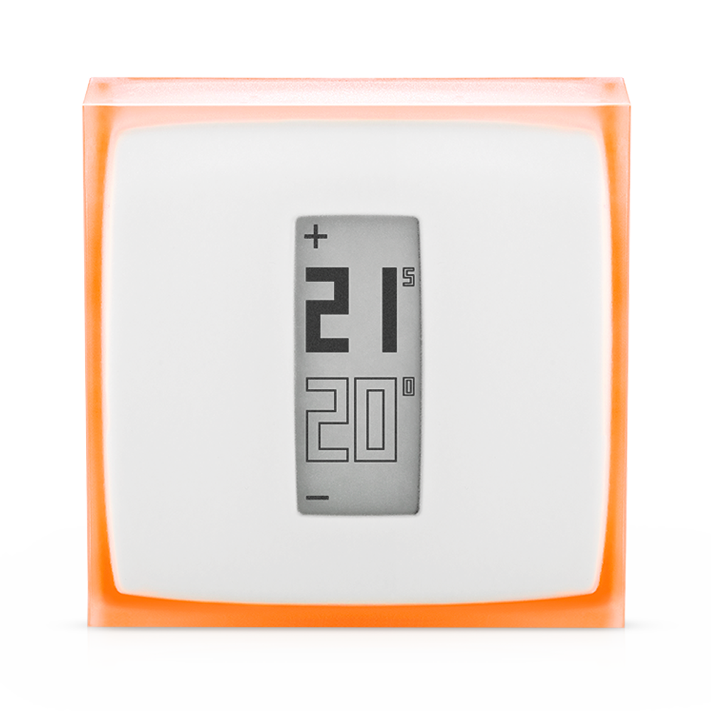 Netatmo smart thermostat